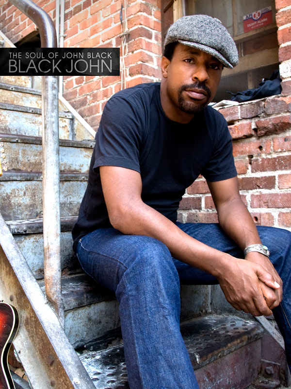 The Soul of John Black – Deez Blues